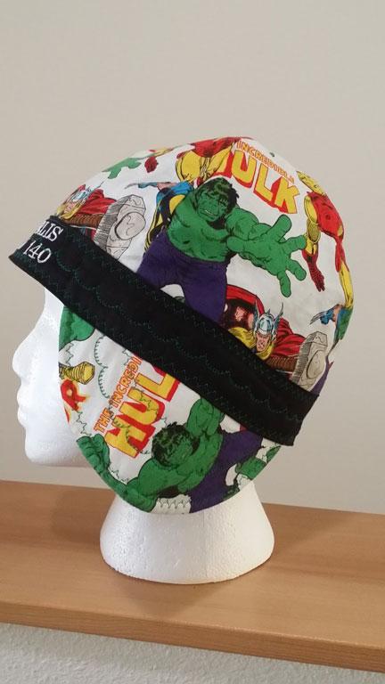 Comic Custom Hats